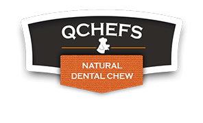 QCHEFS natural dental chew